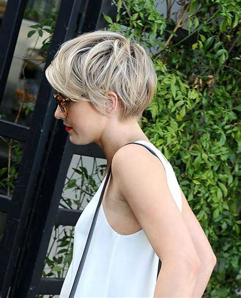 growing out pixie back view long pixie side view hair pinterest long pixie long
