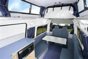 Rate Kitchen Knives 5 person automatic campervan hire call 0412766616