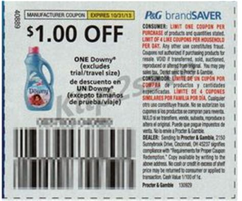 printable coupons fabric softener downy fabric softener 6 99 at market basket with coupon