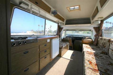 rvs  ford econoline custom camper  sale  owner