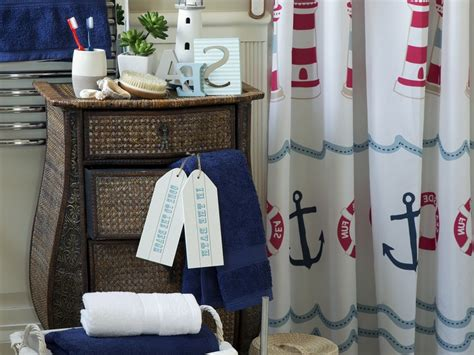 lighthouse themed bathroom nautical bathroom decor sets home design ideas