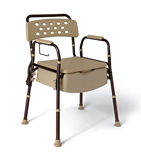 How To Use A Commode Chair by Best Bathroom Commode Chairs For Safer Toilet Use
