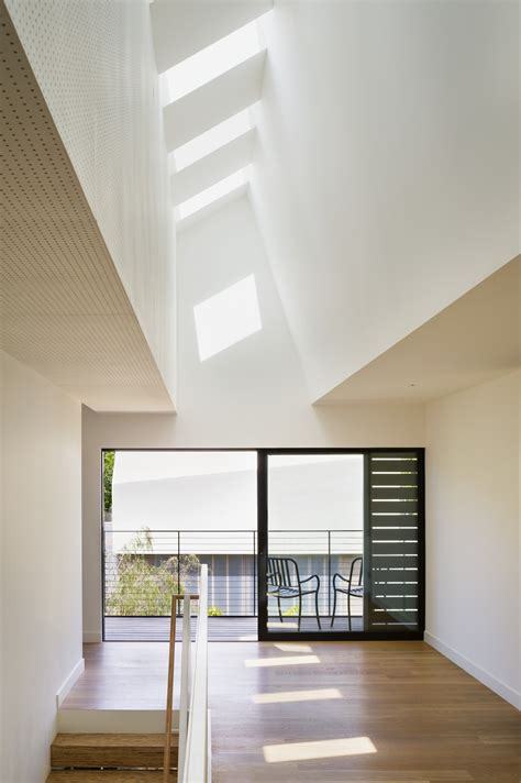 house see through see through house by koning eizenberg architecture