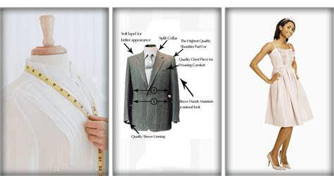clothing alterations and made to measure suits in