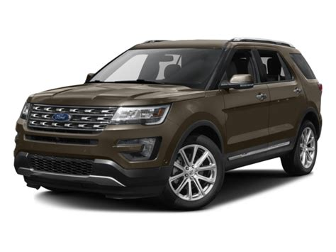 2016 ford explorer limited price new 2016 ford explorer 4wd 4dr limited msrp prices