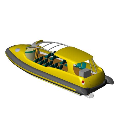 on taxi boat taxi boat design urban public yacht city craft plan