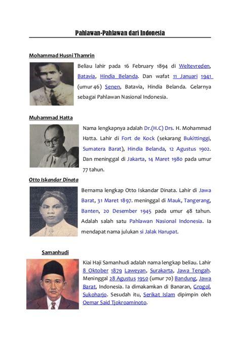 biografi sejarah pangeran diponegoro pahlawan pahlawan indonesia 2