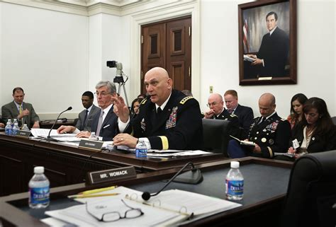 House Appropriations Committee by Raymond Odierno Photos Photos House Committee Holds