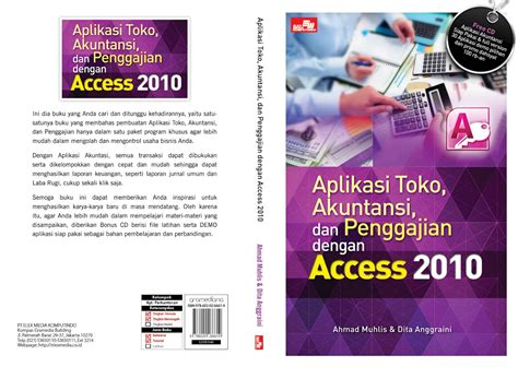 Aplikasi Accounting Retail Dengan Access 2010 ahmad muhlis blogs 2015