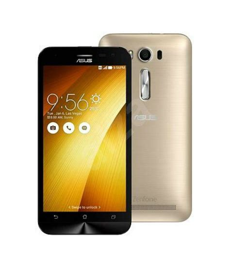 asus zenfone 2 laser ze500kl 16gb gold 4g price in india