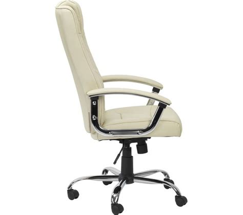 upholstery supplies houston tx alphason houston leather reclining executive chair cream