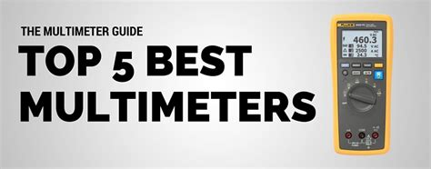 best cheap multimeter the best multimeter of 2016 reviews and comparisons