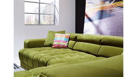 ottomane grün wohnlandschaft gr 252 n bestseller shop f 252 r m 246 bel und