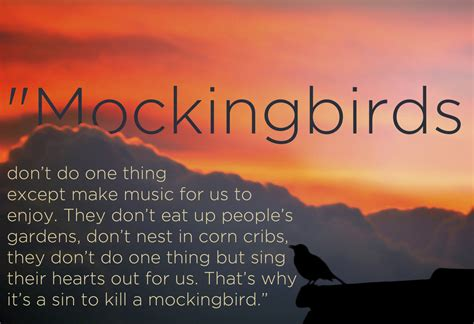 to kill a mockingbird key themes and quotes to kill a mockingbird quotes about innocence quotesgram