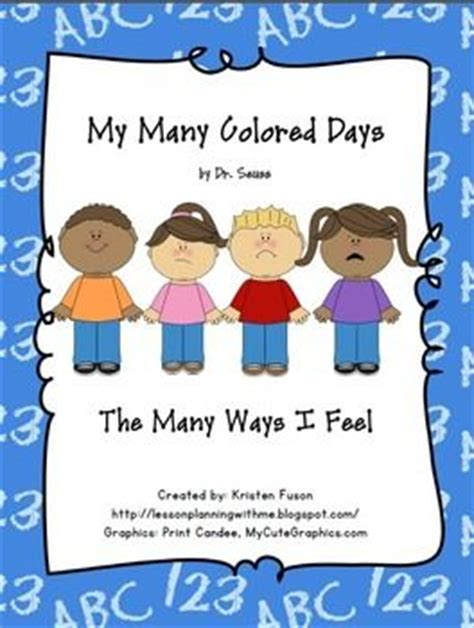 libro my many coloured days 11 best my many colored days images on preschool books book activities and teaching