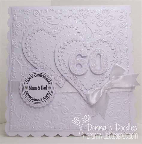 anniversary wedding cards donna s doodles wedding anniversary cards