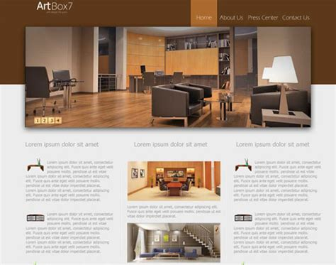 Chair Website Design Ideas Photoshop Web Design Layout Tutorials From 2010 Noupe