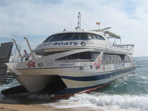 boat trips costa brava second boat picture of dofi jet boats costa brava costa
