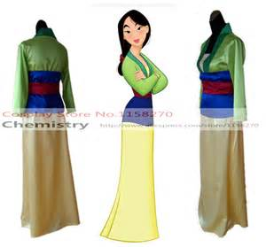 Halloween Costumes Adults Popular Mulan Costumes Buy Cheap Mulan Costumes Lots From China Mulan Costumes Suppliers On