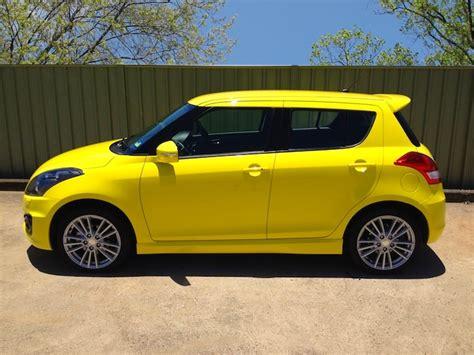 Suzuki Yellow 2012 Suzuki Sport Fz Yellow