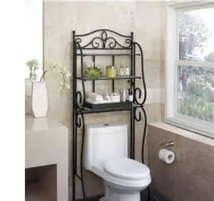 Wrought Iron Bathroom Shelves Wrought Iron Floor Standing Toilet Rack Shelving Rack Shelf Toilet Paper Holder In Swivel Plates