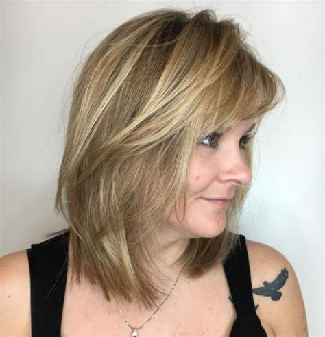 bangs over 50 yes or no 28 edgy and elegant haircuts for women over 50 all