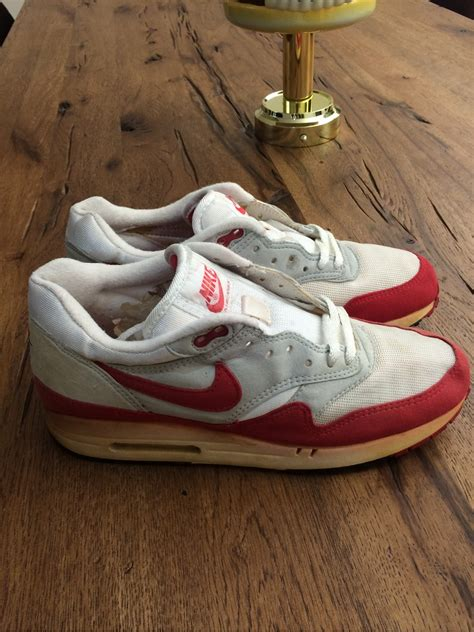 Nike Aimax One Hitam Putih nike air max 1 og 1987 292743 from oliver fischhaber at klekt