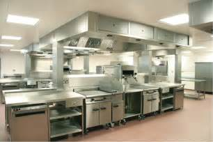 4 ideas for commercial kitchen design modern kitchens