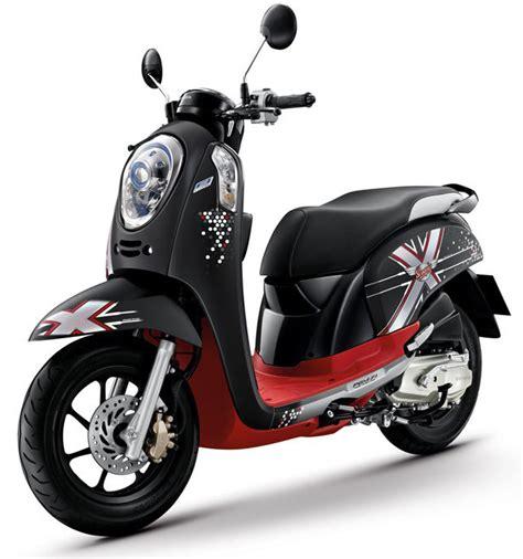 Scoopy 2013 Raharja Motor Makassar inilah tilan honda scoopy fi terbaru merdeka