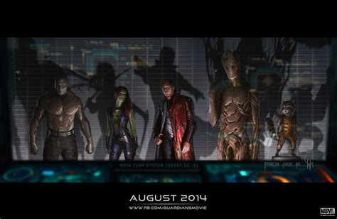 guardians of galaxy by guardians of the galaxy movie teaser trailer