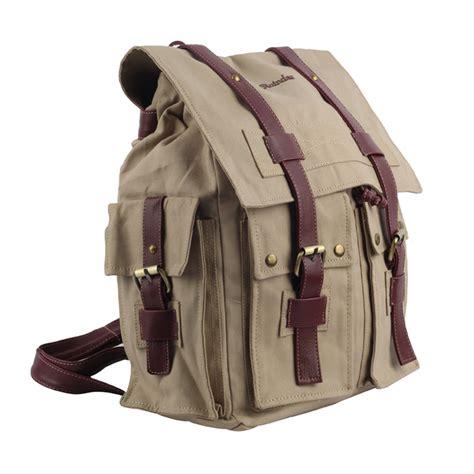 Tas Canvas Ransel tas backpack ransel canvas wanita raindoz rrh 017