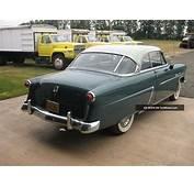1952 Ford Crestline Victoria Hardtop Coupe