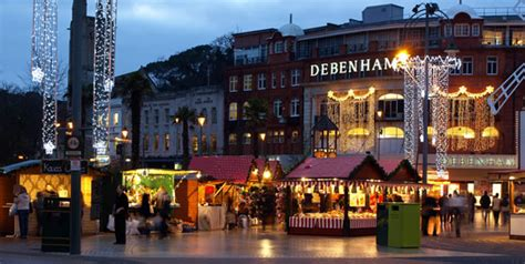 bournemouth christmas are you home for the holidays or