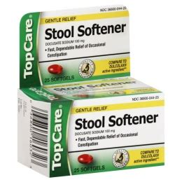 food city topcare stool softener