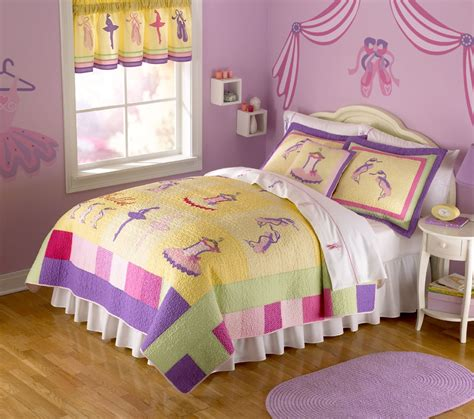 bedrooms for little girls ballet room theme ideas for little girls rooms off the wall