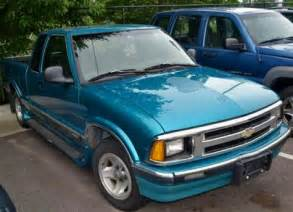 cheap truck 1000 chevy s 10 ls for sale in
