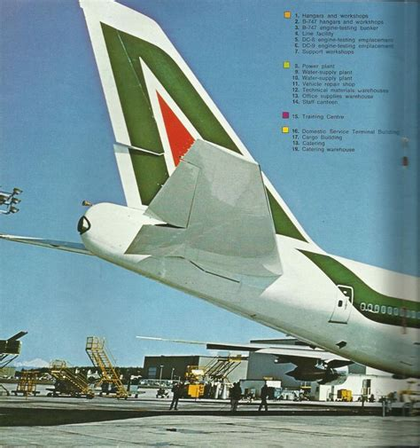 alitalia images  pinterest airplanes