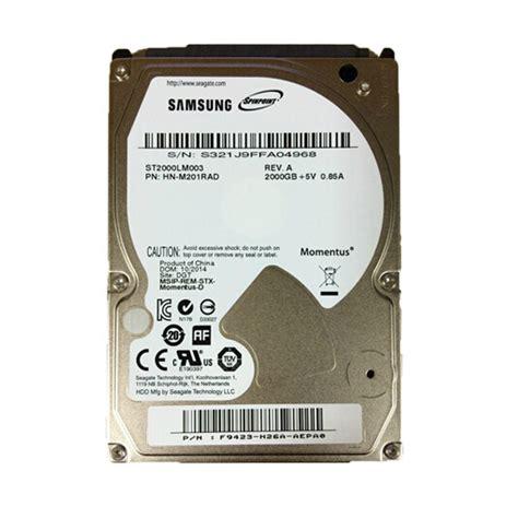 Hddharddisk 2tb2000gb Samsung 25inc For Laptopnotebook 100 brand new original samsung laptop 2tb hdd drive disk 2t 2000gb hd 2 5 quot 5400 rpm 32m