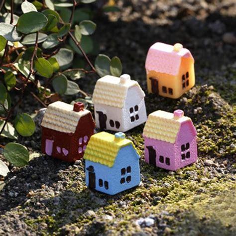 Cheap Garden Supplies by 2017 Miniatures House Garden Decor Crafts Miniature