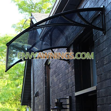 diy window awning kits door awning diy kit onyx 120 door awnings