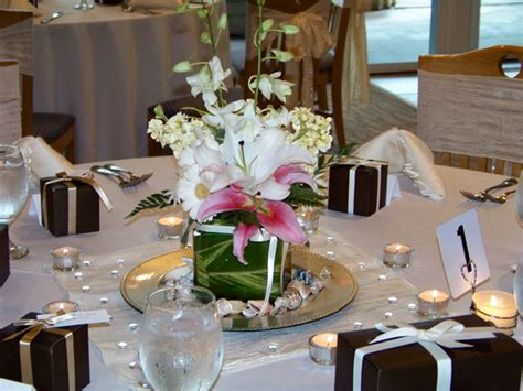 Wedding Reception Table Decorations by Decorating Ideas For Wedding Reception Tables 1