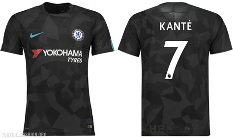 Jersey Chelsea Away 3rd chelsea fc 2017 18 nike camo third kit football fashion org