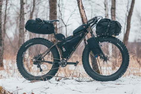 winter bicycle winter bikepacking guide by surly s dave gray
