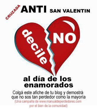 imagenes sarcasticas del dia de san valentin im 225 genes graciosas del d 237 a anti san valent 237 n para