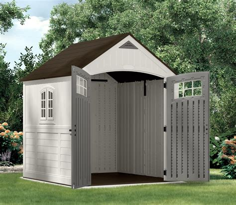 Suncast 7x7 Shed by Cascade Shed 7ft X 7ft From Suncast Gardensite Co Uk