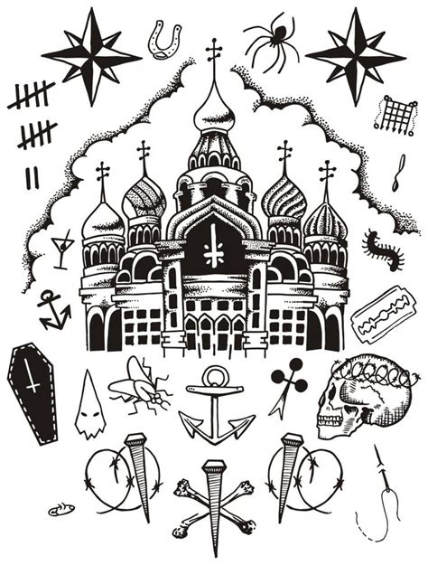 prison tattoos designs best 25 russian prison tattoos ideas on