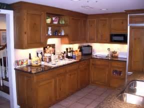 Handmade Pine Kitchens - handmade knotty pine kitchen by edko cabinets llc