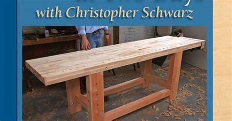 build  sturdy workbench   days  christopher