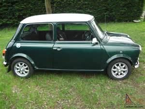 1992 classic mini cooper 1 3i new mot