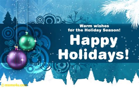 warm wishes   holiday season happy holidays pictures   images  facebook